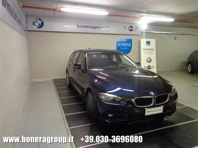 BMW 318 d Touring Business Advantage Immagine 3