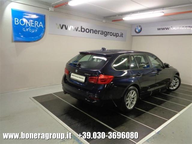 BMW 318 d Touring Business Advantage Immagine 4