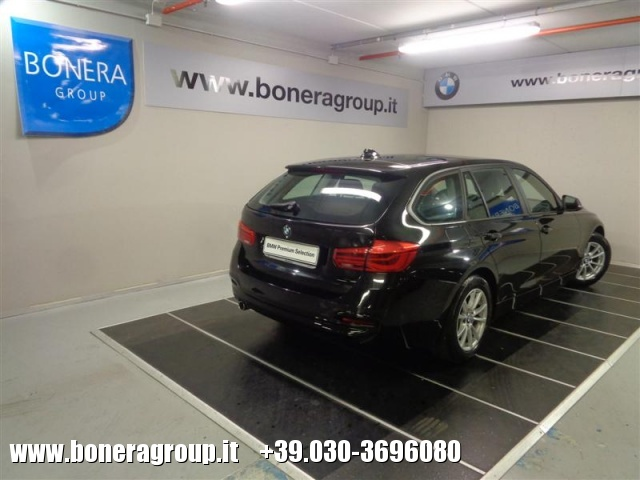 BMW 318 d Touring Business Advantage Immagine 4