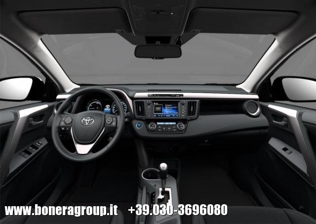 TOYOTA RAV 4 2.5 HSD 2WD E-CVT Active  MY16 Immagine 4