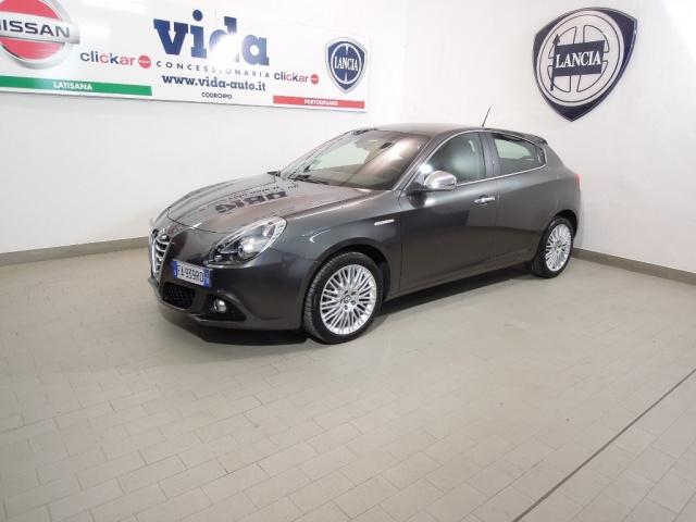 ALFA ROMEO Giulietta 1.6 JTDm-2 120 CV Exclusive*NAV SAT* Immagine 0