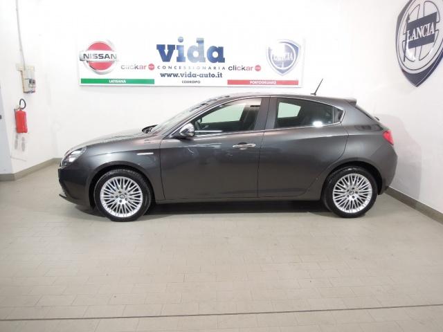 ALFA ROMEO Giulietta 1.6 JTDm-2 120 CV Exclusive*NAV SAT* Immagine 4
