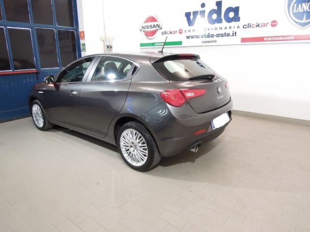 ALFA ROMEO Giulietta 1.6 JTDm-2 120 CV Exclusive*NAV SAT* Immagine 2