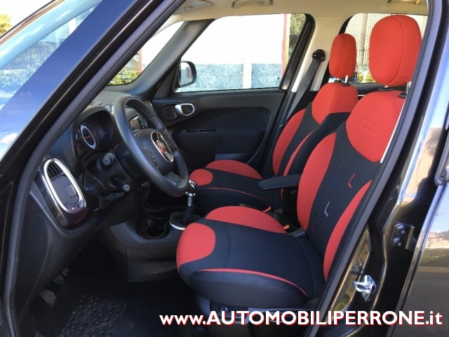 FIAT 500L Living 1.6 M-Jet Business + Navi Immagine 3