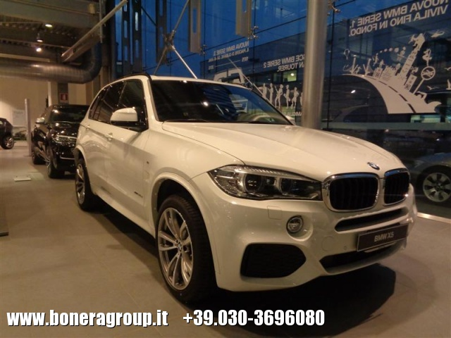 BMW X5 xDrive30d 249CV MSport - PRONTA CONSEGNA Immagine 2