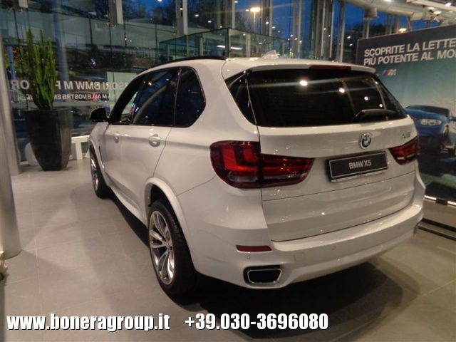 BMW X5 xDrive30d 249CV MSport - PRONTA CONSEGNA Immagine 3