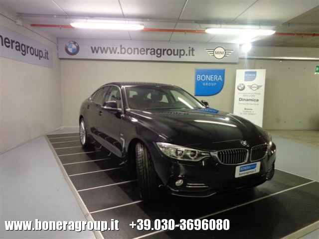 BMW 420 d Gran Coupé Luxury Immagine 2