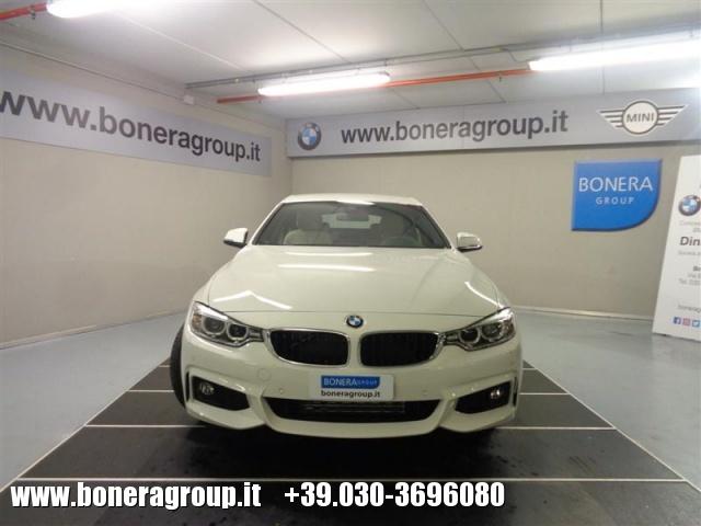 BMW 420 d xDrive Gran Coupé MSport Immagine 1