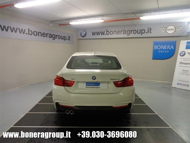 BMW 420 d xDrive Gran Coupé MSport Immagine 4