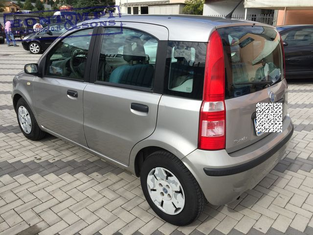 FIAT Panda 1100 GPL Immagine 4