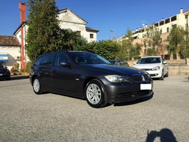 BMW 318 TOURING FUTURA CV 129 INT IN PELLE Immagine 0