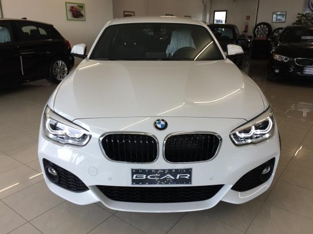 """BMW 118 dA 5p. Msport /Fari Led/Cam.Auto/Navi/ """"18 M Sport Immagine 3"""