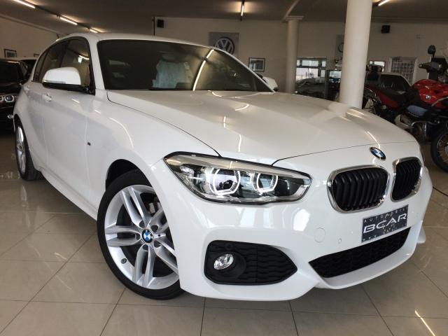 """BMW 118 dA 5p. Msport /Fari Led/Cam.Auto/Navi/ """"18 M Sport Immagine 2"""