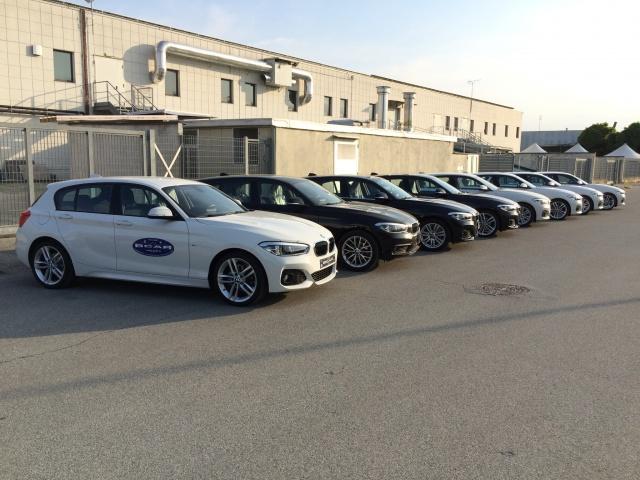 """BMW 118 dA 5p. Msport /Fari Led/Cam.Auto/Navi/ """"18 M Sport Immagine 0"""