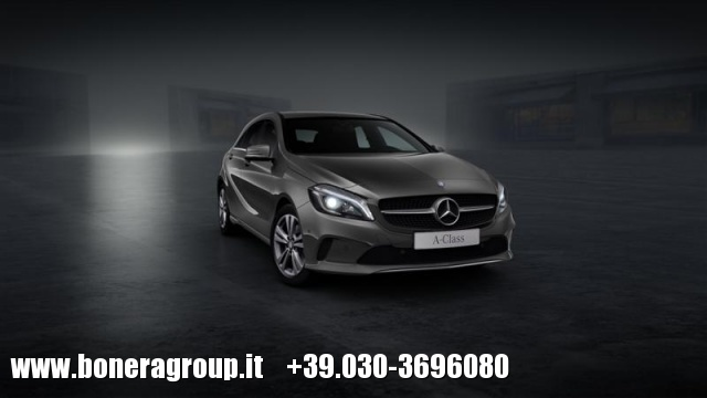 MERCEDES-BENZ A 200 d Automatic Sport Immagine 1