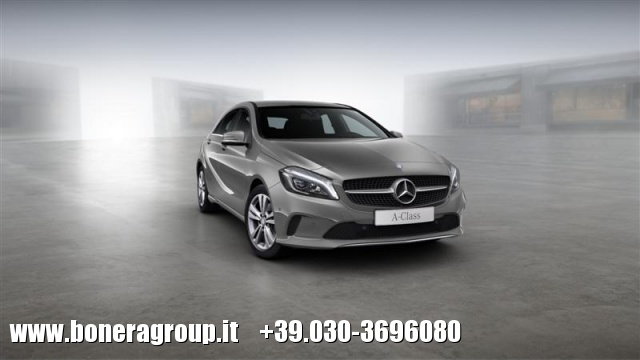 MERCEDES-BENZ A 200 d Automatic Sport Immagine 0