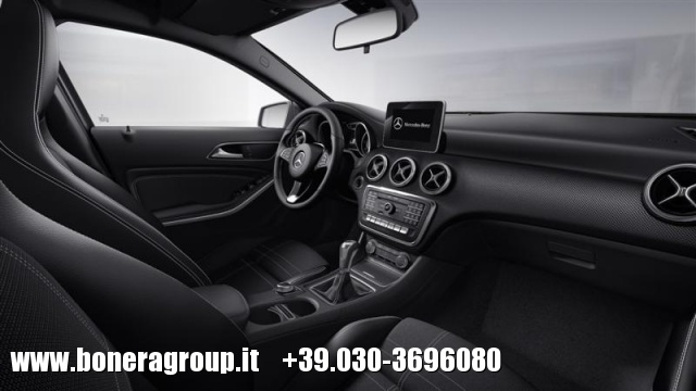 MERCEDES-BENZ A 160 d Sport Immagine 3