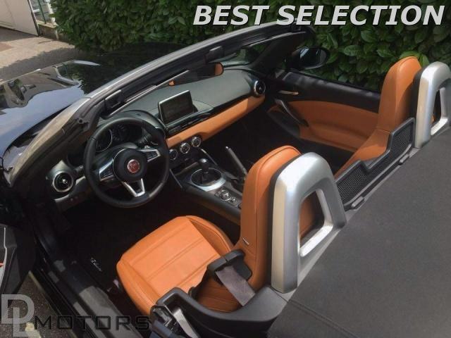 FIAT 124 Spider 1.4 MultiAir LUSSO TARGATA 124 SUPER FULL Immagine 3