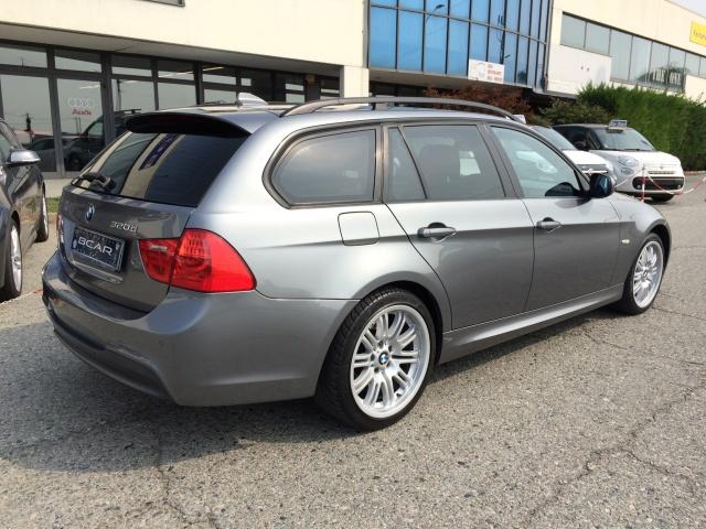 "BMW 320 d cat Touring MSport +Navig prof +""18 M sport Immagine 2"