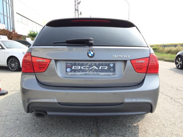 "BMW 320 d cat Touring MSport +Navig prof +""18 M sport Immagine 3"
