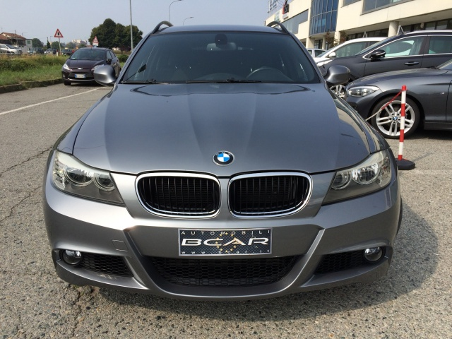 "BMW 320 d cat Touring MSport +Navig prof +""18 M sport Immagine 4"