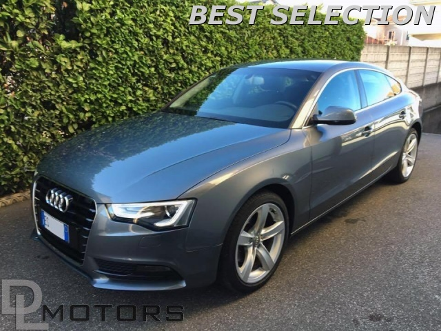 AUDI A5 SPB 2.0 TDI 177 CV multitronic Business Plus+NAVI Immagine 0