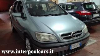 Opel zafira usato 2.0 16v dti cat elegance
