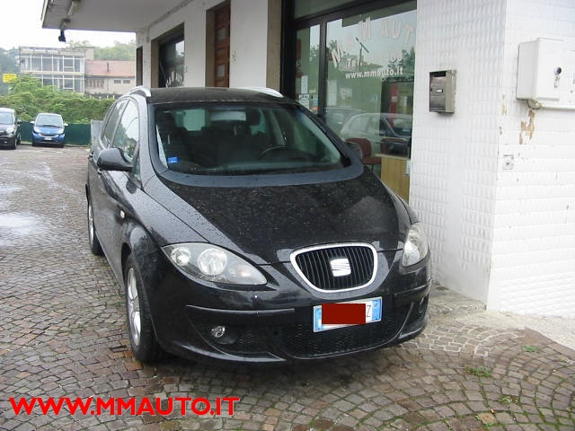 SEAT Altea XL 1.6 Stylance Dual  GPL !!!!!! Immagine 1