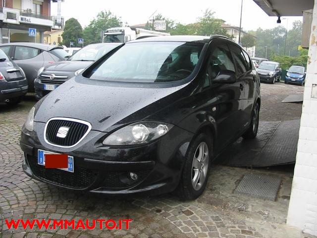 SEAT Altea XL 1.6 Stylance Dual  GPL !!!!!! Immagine 2