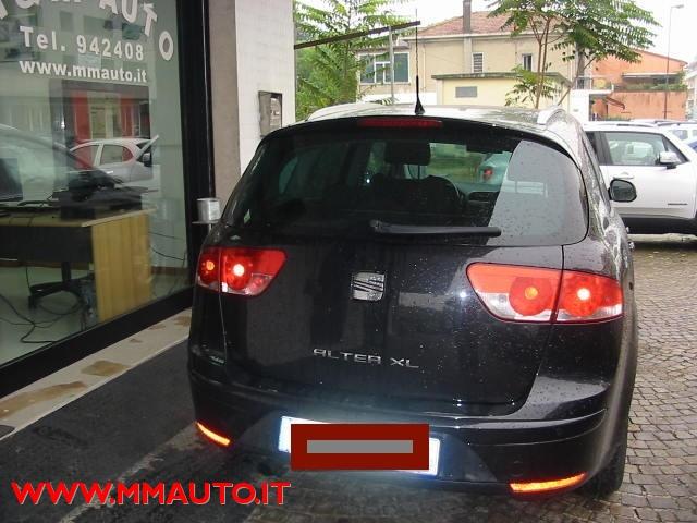SEAT Altea XL 1.6 Stylance Dual  GPL !!!!!! Immagine 3
