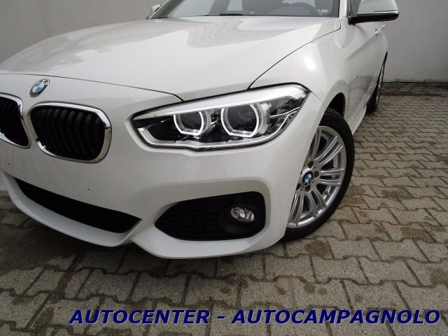BMW 118 d 5p. Msport **COME NUOVA** Immagine 4