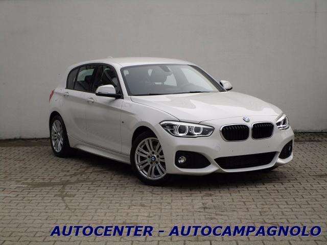 BMW 118 d 5p. Msport **COME NUOVA** Immagine 1