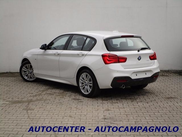 BMW 118 d 5p. Msport **COME NUOVA** Immagine 2