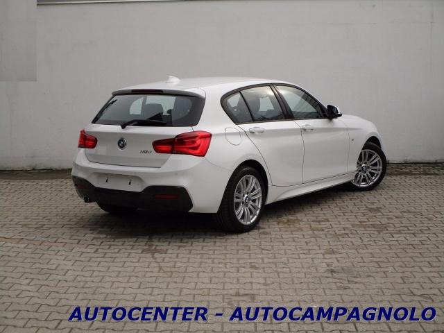 BMW 118 d 5p. Msport **COME NUOVA** Immagine 3