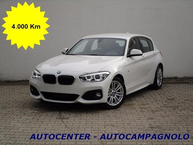 BMW 118 d 5p. Msport **COME NUOVA** Immagine 0