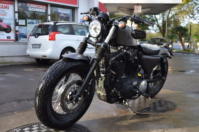 HARLEY-DAVIDSON XL1200X Forty-Eight 2o11 Unipro' Km 5.000 Immagine 0