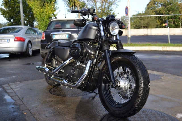 HARLEY-DAVIDSON XL1200X Forty-Eight 2o11 Unipro' Km 5.000 Immagine 1