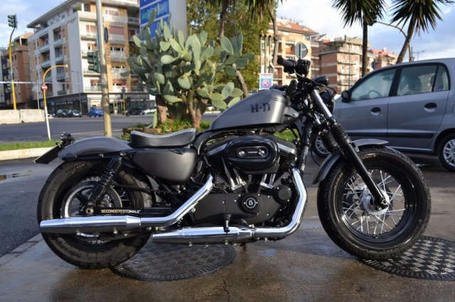 HARLEY-DAVIDSON XL1200X Forty-Eight 2o11 Unipro' Km 5.000 Immagine 2