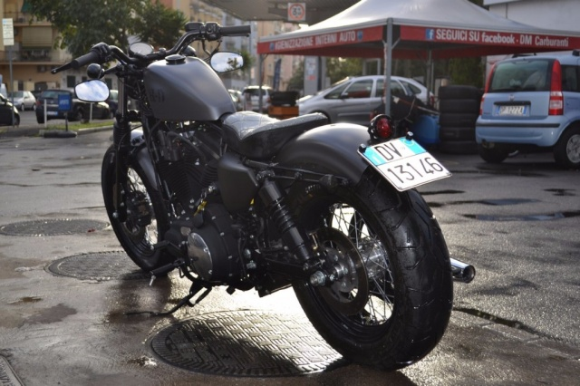 HARLEY-DAVIDSON XL1200X Forty-Eight 2o11 Unipro' Km 5.000 Immagine 4