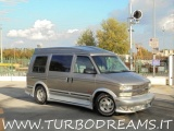CHEVROLET Astro VAN 4.3 V6 AWD Auto by STARCRAFT 7P. PELLE CLIMA