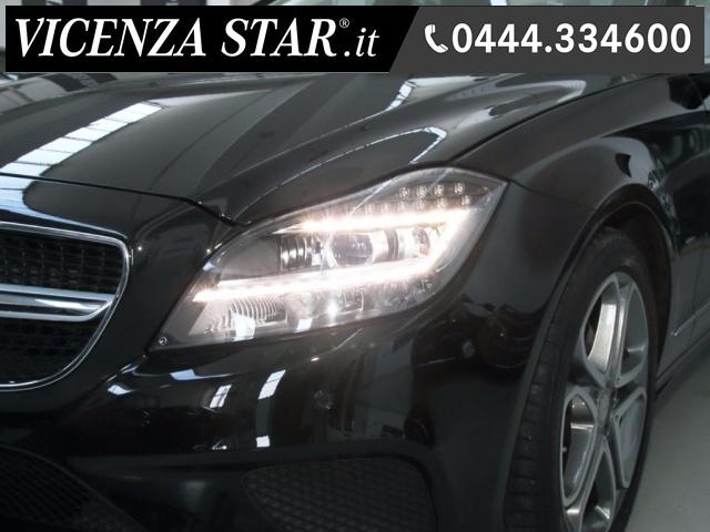 MERCEDES-BENZ CLS 220 d SPORT Immagine 1