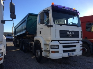 MAN Other TRATTORE TGA 33.480 6X4