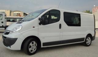 Opel vivaro usato 29 2.0 cdti 120 cv pl-tn 6 posti autocarro