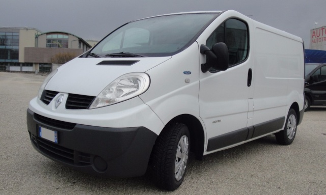 RENAULT Trafic T27 2.0 dCi/115 PC-TN Furgone Ice