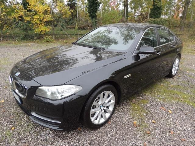 BMW 520 Nero metallizzato