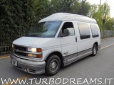 Chevrolet Express 5.7 V8 Van By Explorer Se Limited High Top Pelle - immagine 5