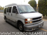Chevrolet Express 5.7 V8 Van By Explorer Se Limited High Top Pelle - immagine 4