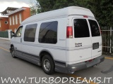 Chevrolet Express 5.7 V8 Van By Explorer Se Limited High Top Pelle - immagine 2
