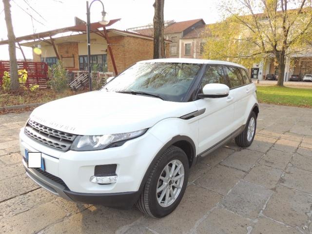 LAND ROVER Range Rover Evoque Bianco pastello