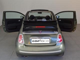 FIAT 500 1.3 Multijet CABRIO By DIESEL Usata